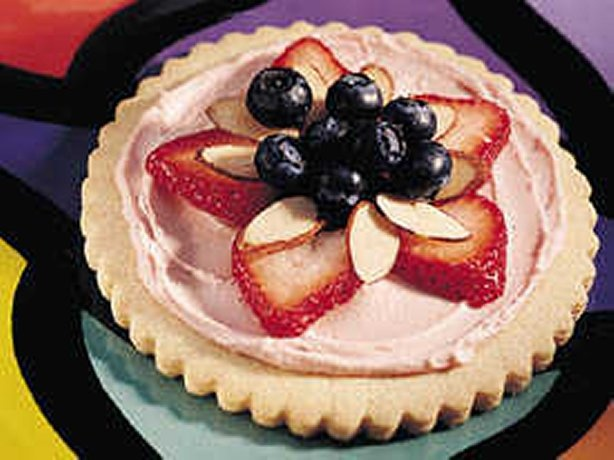 Sugar Cookie Tarts | Recipe