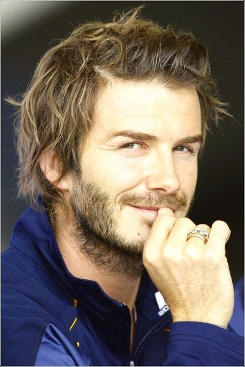 15 David Beckham Hairstyle Ideas For Men Beckham David Hairstyle