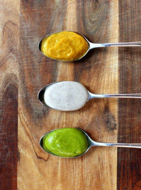 Become the Julia Child of baby food purees!  12, quick and healthy recipes.