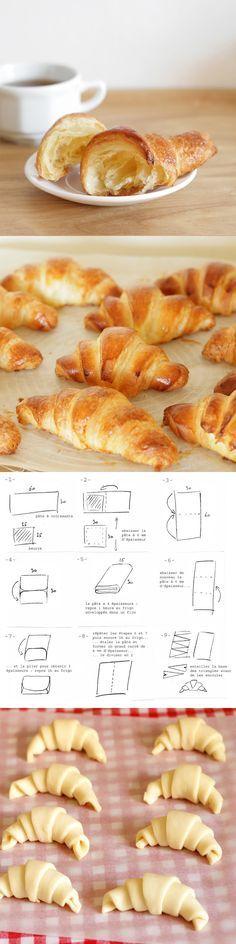 Mini-croissants