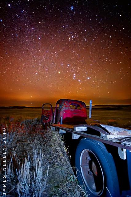 Keep on Truckin' by James Neeley, via Flickr east of Idaho Falls