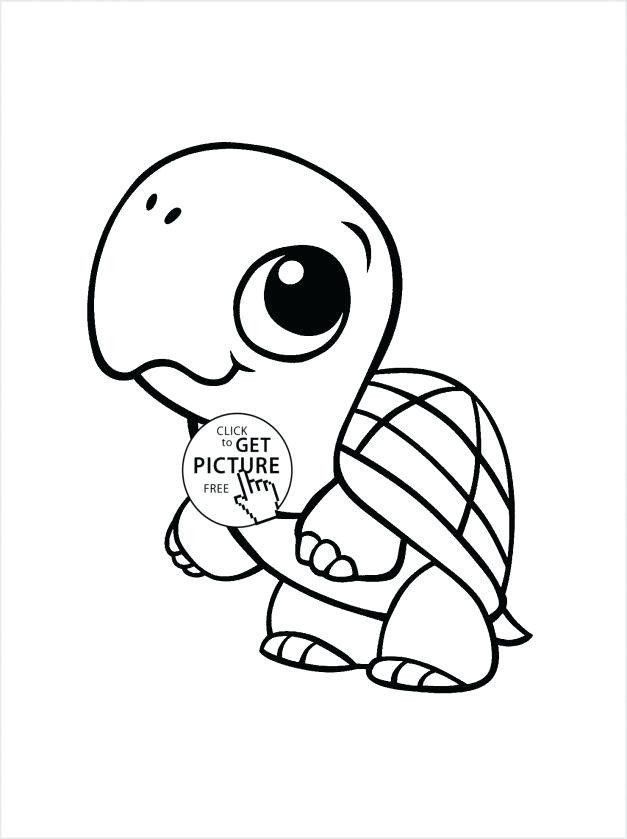 Animal Coloring Book For Kids Baby Animal Coloring Book Pages Free Printable Farm Gorata Animal Coloring Pages Turtle Coloring Pages Cute Coloring Pages