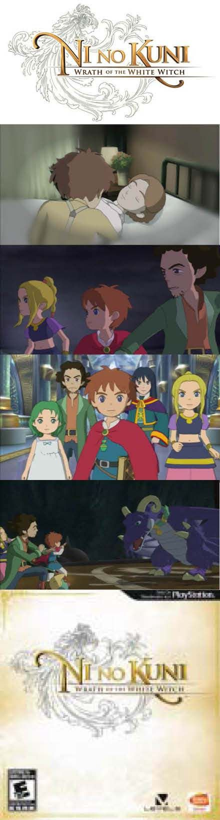 #NiNoKuni Wrath of the White Witch is a great modern classic #RPG! http://www.levelgamingground.com/ni-no-kuni-wrath-of-the-white-witch-review.html