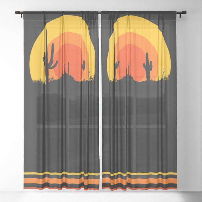 Mucho Calor Sheer Window Curtains Dormroomdecor Curtains Best