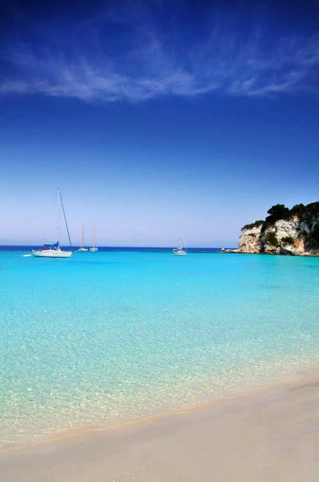 ANTIPAXOI  ISLAND, NO WORDS...  GREECE