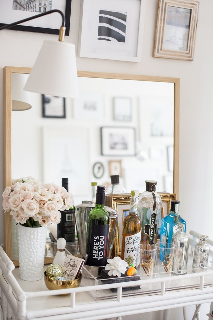 126 best Bars and bar carts images on Pinterest | Serving cart ...
