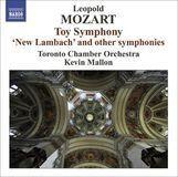 Leopold Mozart: Toy Symphony [CD]