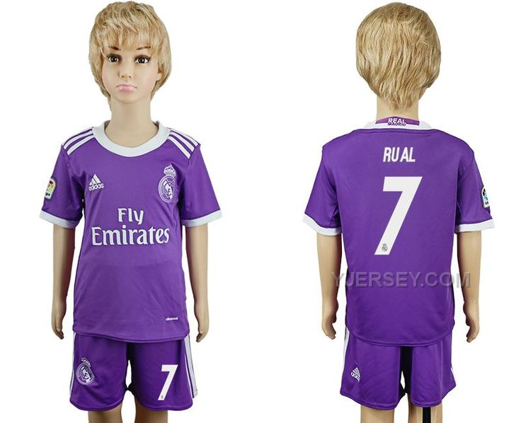 3ce96599a real madrid 3 pepe white home short sleeves mens adults 2016 2017 ...