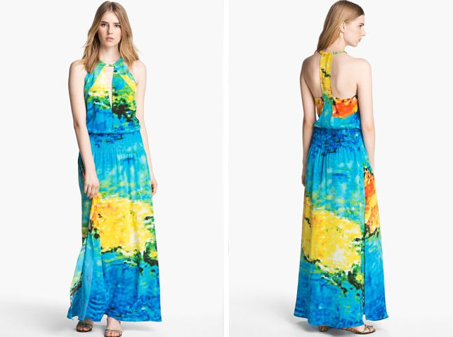 30 Maxi Dresses to Max Out Your Summer Style via Brit + Co
