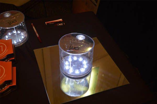 Lanterna Luz Solar Luci | 15,99€