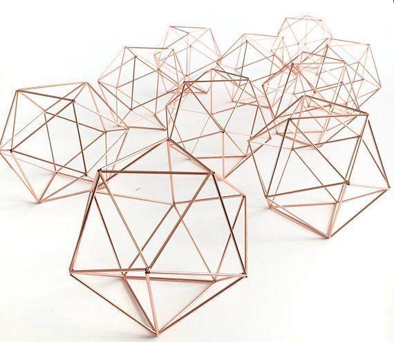 "18/"" Large Metal Star Hanging Geometric Decoration"