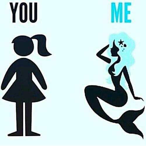 (Yes) Adry mermaid