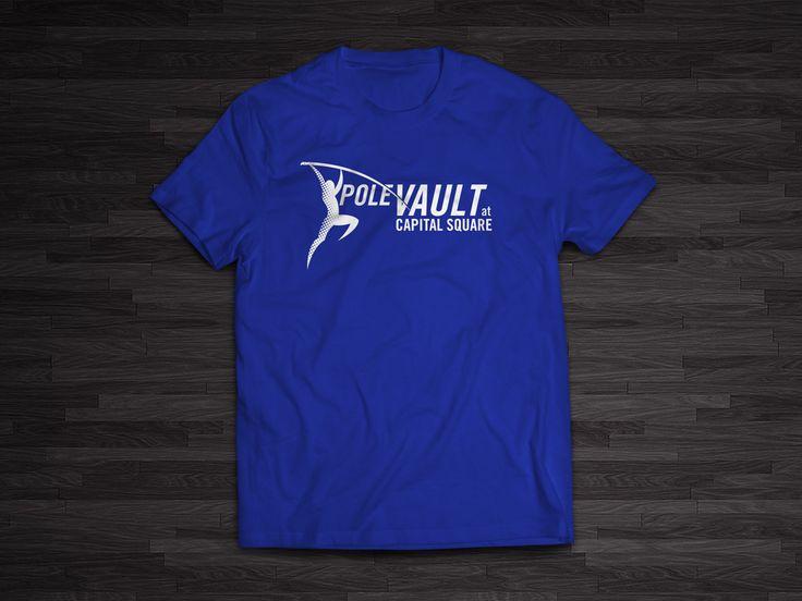 2016 Drake Relays Pole Vault T-Shirt
