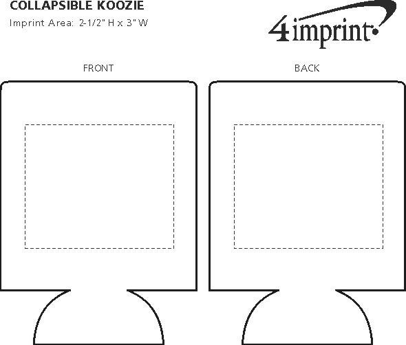 Htv Shirt Decal Placement And Size Tips And Resources: Image Result For Koozie Size