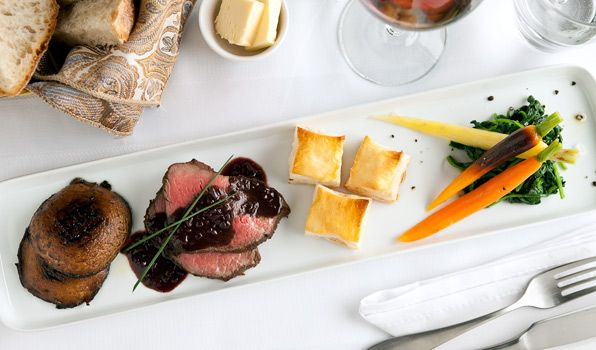 Deconstructed Beef Wellington - In the Kitchen with Stefano Faita
