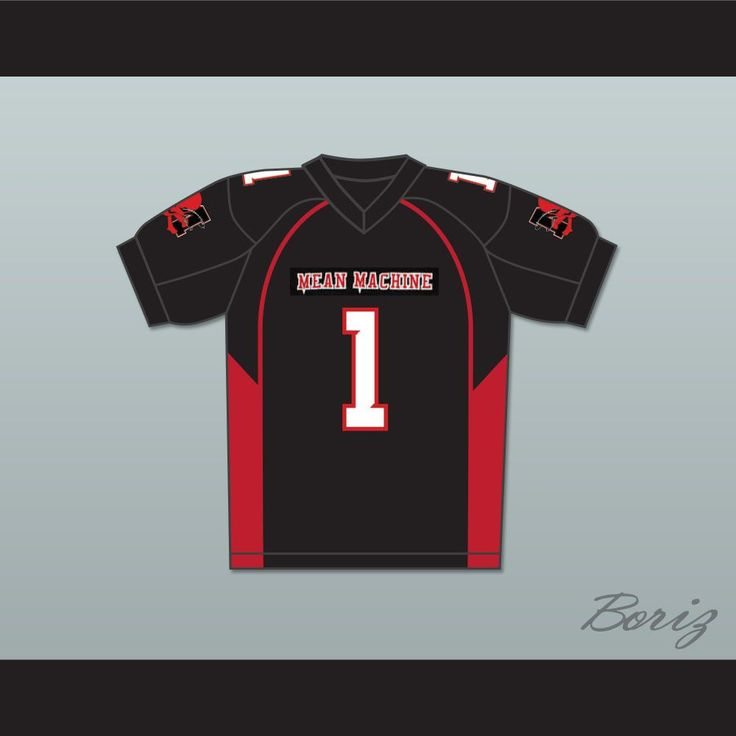 Nicholas Turturro 1 Brucie Mean Machine Convicts Football Jersey Includes Patches. STITCH SEWN GRAPHICS  CUSTOM BACK NAME CUSTOM BACK NUMBER ALL SIZES AVAILABLE SHIPPING TIME 3-5 WEEKS WITH ONLINE TRACKING NUMBER Be sure to compare your measurements with a jersey that already fits you. Please consider ordering a larger size, if you plan to wear protective sports equipment under the jersey. HOW TO CALCULATE CHEST SIZE: Width of your Chest plus Width of your Back plus 4 to 6 inches to account…
