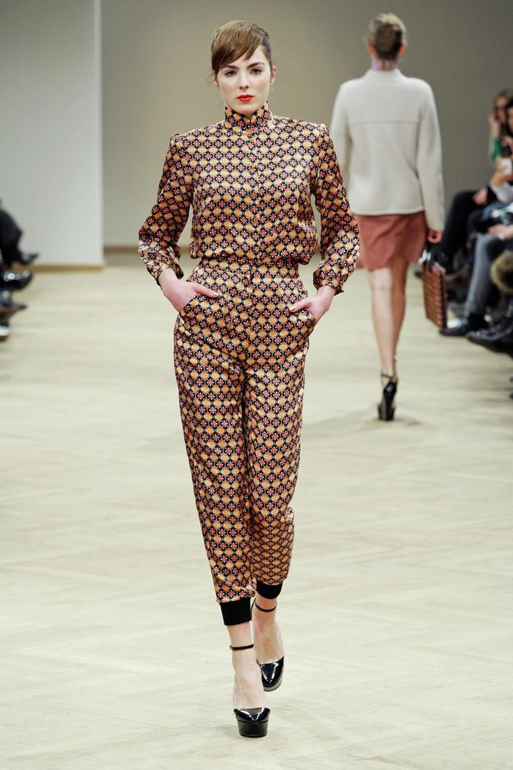 : Baum und Pferdgarten AW13 : Copenhagen Fashion Week