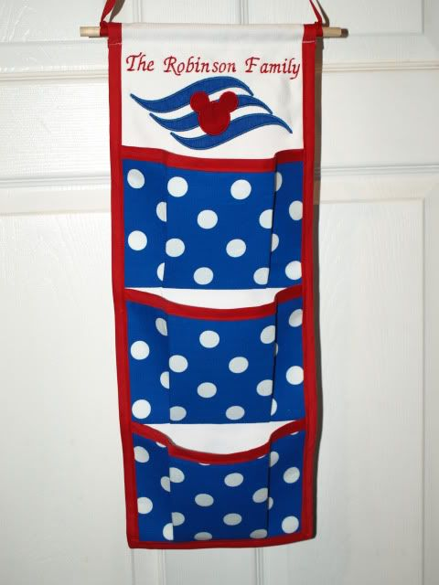 Fish extender but with minnie mouse fabric disney for Disney cruise fish extender