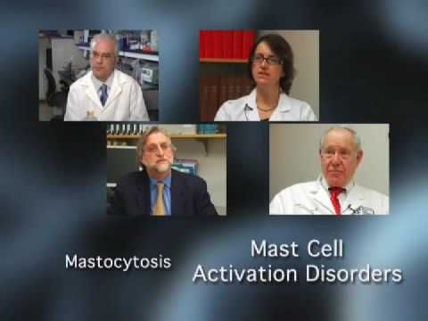 Mast Cell Activation Symptomatology Video (Part 1 of 3)