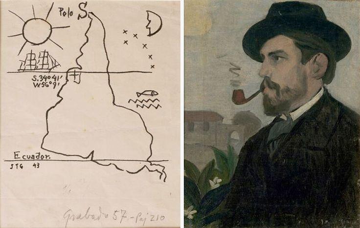 Joaquín Torres García: The Arcadian Modern at the Museum of Modern Art in New York