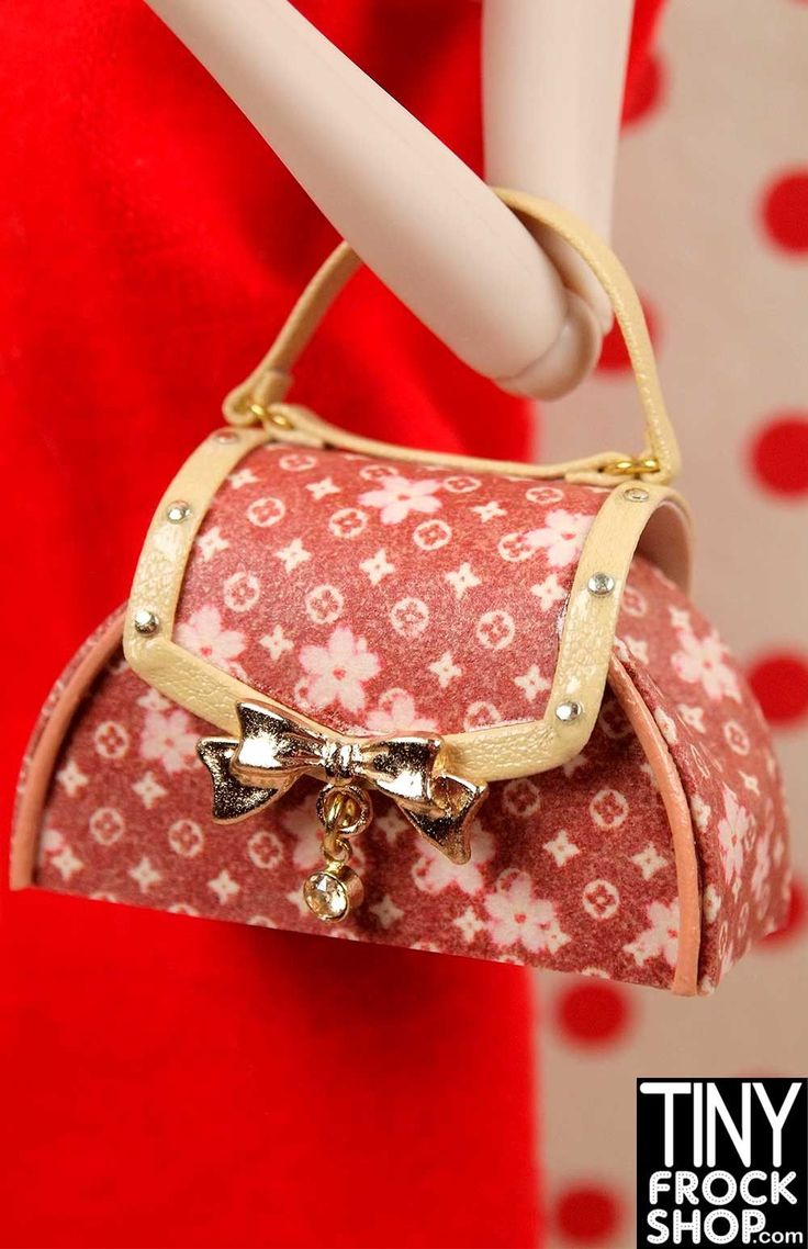 65 best doll handbags images on pinterest barbie clothes