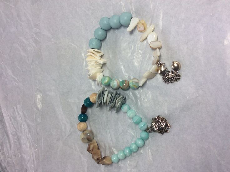 Bracelets ocean