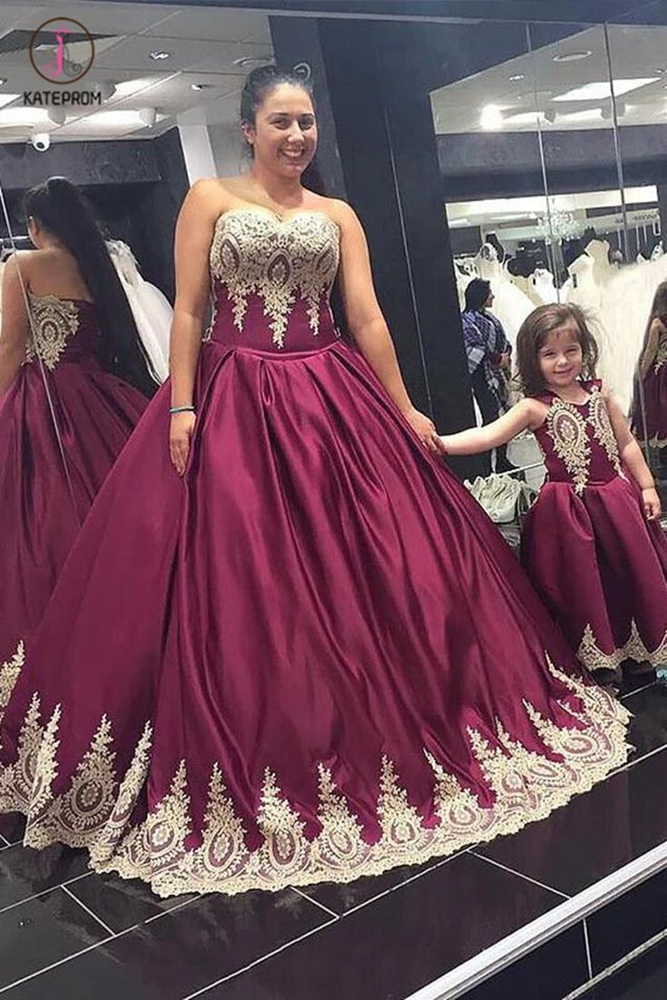 Plus Size Ball Gown Strapless Lace Appliques Long Formal Gown Prom Dresses Kpp0310 Red Ball Gowns Prom Dresses Ball Gown Bridal Dresses Lace [ 1102 x 735 Pixel ]
