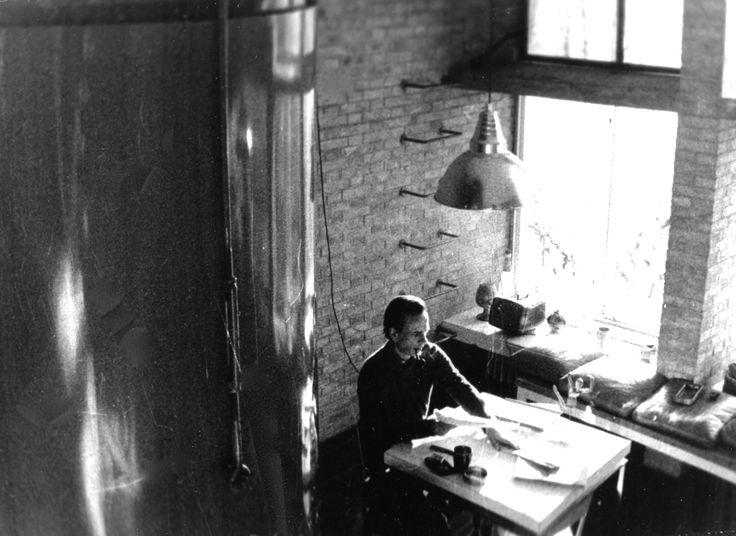 Giancarlo De Carlo, Cà Romanino, early seventies