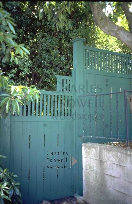 no Pinterest  Cercas de quintal, Cercas de madeira e Projeto de cerca