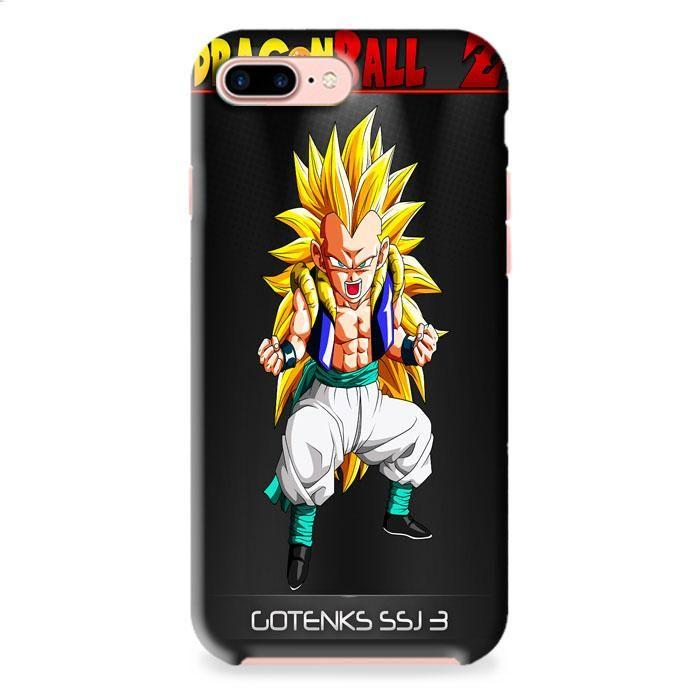 Dragon Ball Z Gotenks Ssj-3 iPhone 7 Plus 3D Case Dewantary