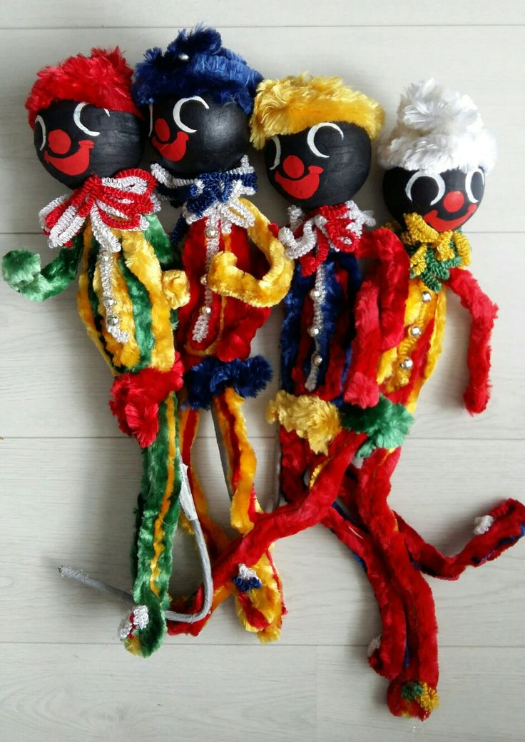 Sinterklaas etalage decoratie