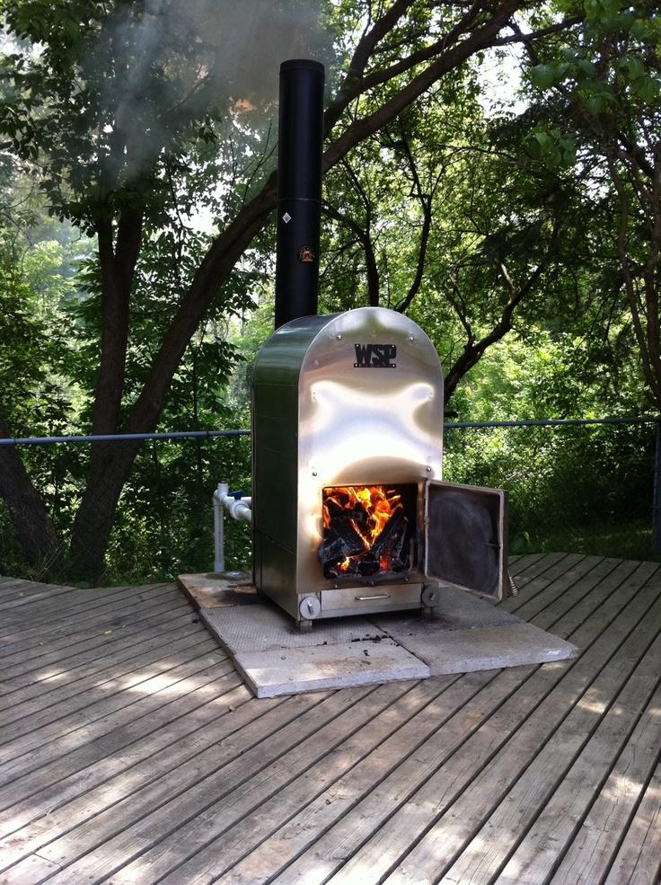 Wood Stove Pools Extra Large wood burning pool heater - 10 Bästa Bilderna Om Wood Stove Pools På Pinterest Modeller