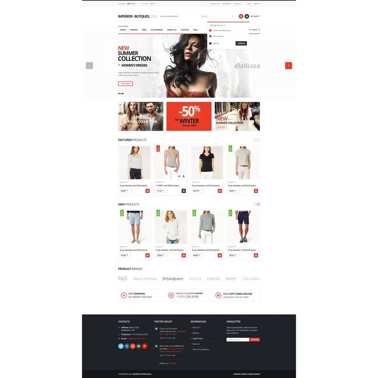 #Girls Theme #PrestaShop #templates #theme #Addons #Shop #Ecommerce #Prestapro