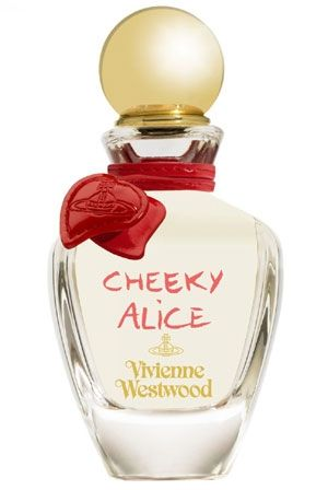 Cheeky Alice by Vivienne Westwood is a fresh Floral Woody Musk fragrance with lily-of-the-valley in the top. Rose and peony in the middle. Woody notes and musk in the base. - Fragrantica