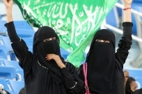 For the first time in modern history, Saudi Arabia will give women the right to vote without the approval of her male guardian (a father or husband). These changes will go into effect during the elections of 2015