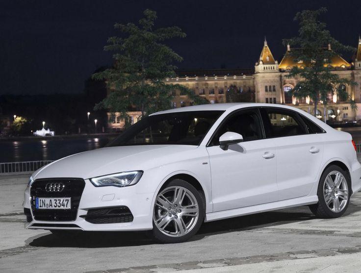 Audi A3 Sedan model - http://autotras.com