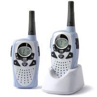 REER Écoute bébé Scopi avec fonction talkie-walkie  #roseoubleu.fr