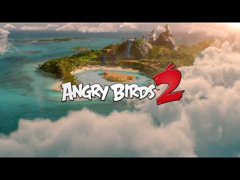 Angry Birds 2 - Bigger. Badder. Birdier. (Official Launch Trailer) - YouTube