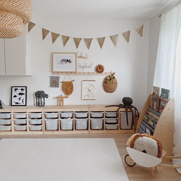 "Kɪᴅsʀᴏᴏᴍ | Iɴᴛᴇʀɪᴏʀ | Fᴀᴍɪʟʏ on Instagram: ""[ good … – Kinder- Babyzimmer"