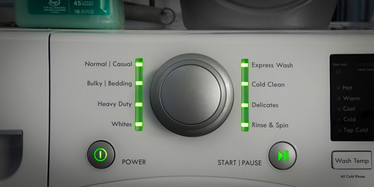 Kenmore 41262 Front Load Washing Machine Review - Reviewed.com Laundry