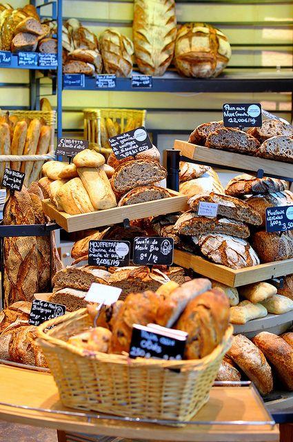 Boulangerie Anthony Bosson - Paris