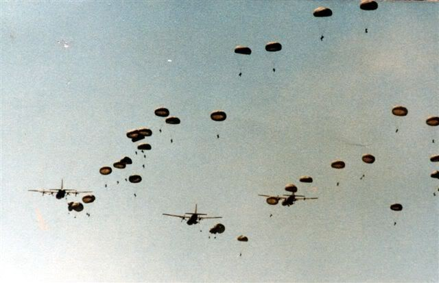 The Battle of Cassinga, was a South African airborne attack on a South West Africa People's Organization (SWAPO) military base at the former town of Cassinga, Angola on 4 May 1978. Conducted as one of the three major actions of Operation Reindeer during the South African Border War, it was the South African Army's first major air assault.