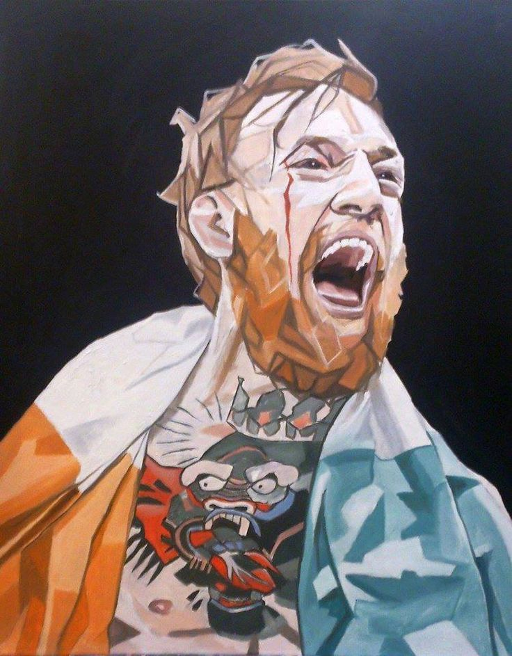 Conor McGregor victory artwork : if you love #MMA, you'll love the #UFC & #MixedMartialArts inspired fashion at CageCult: http://cagecult.com/mma