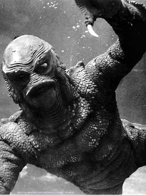 CREATURE FROM THE BLACK LAGOON                                                                                                                                                                                 More