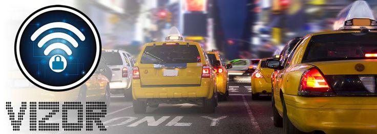 Vizor Es la aplicación para ofrecerles a los clientes una máxima seguridad, al salir de donde quiera que te encuentres.  www.vizormobil.com