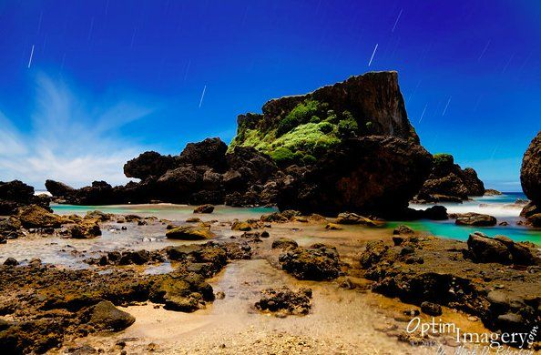 Saipan-A spot called Forbidden Island, which, despite the ominous name, is a favorite for local hikers
