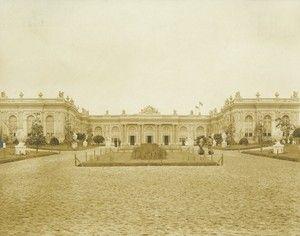 French Pavilion, replica of the Grand Trianon (1904 World's Fair ...
