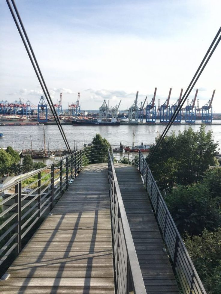 Panorama de luxe: Wo Ihr in Hamburg beste Aussichten habt! –