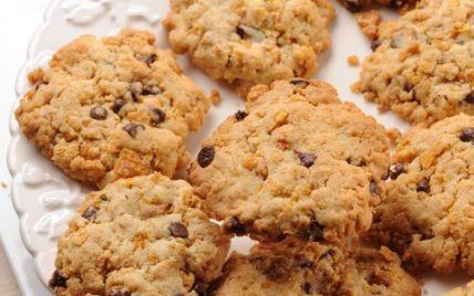 750 grammes vous propose cette recette de cuisine : Cookies corn flakes et pépites de chocolat. Recette notée 4.3/5 par 109 votants et 6 commentaires.