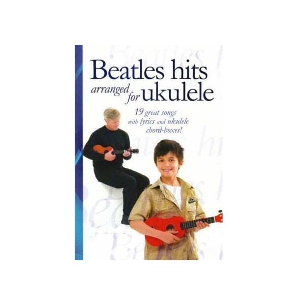 Beatles Hits for Ukulele. Includes 19 Beatles hits. $26.00